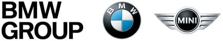 BMW Group Schriftzug - groß
